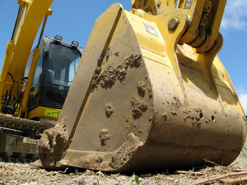 解体工事と土木工事の深い結びつき